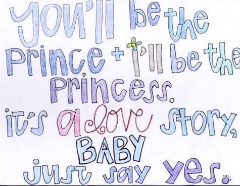 K love story