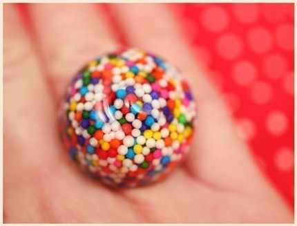 Sprinkles ring