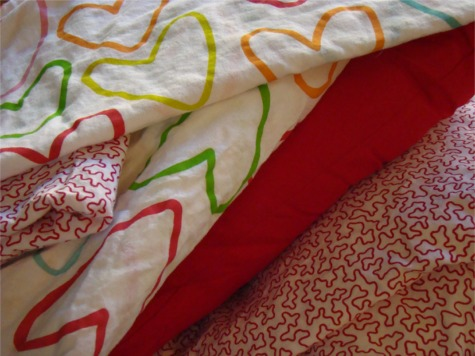 Ikea linens