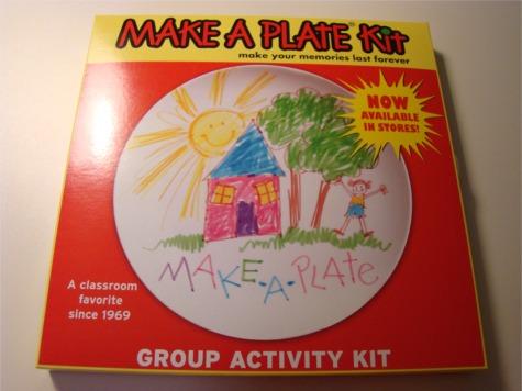 Make a plate