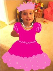 Princess megs color