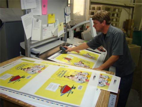 Printer check