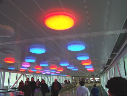 Airport lights