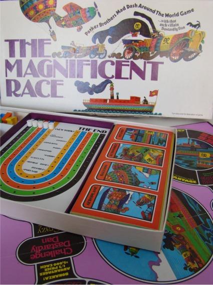 Magnificent race