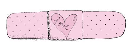 Love band aid