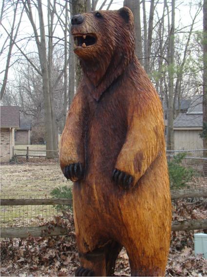 Ben the bear full