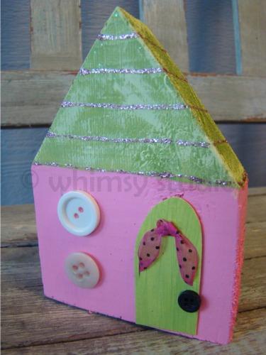 Summer flipflop house