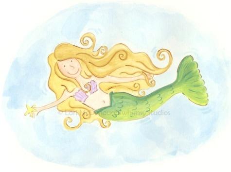 Mermaid fp