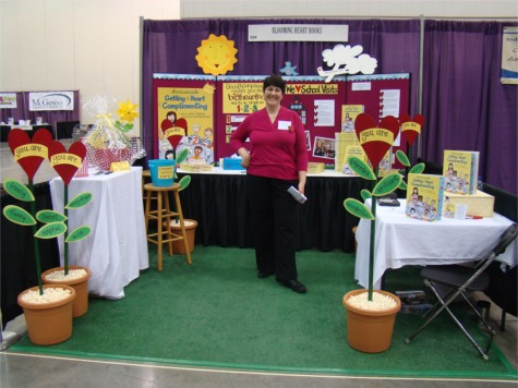 IAYEC booth