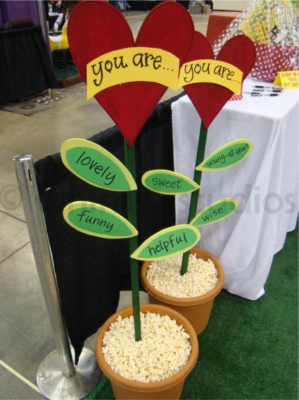 IAYEC flower pots