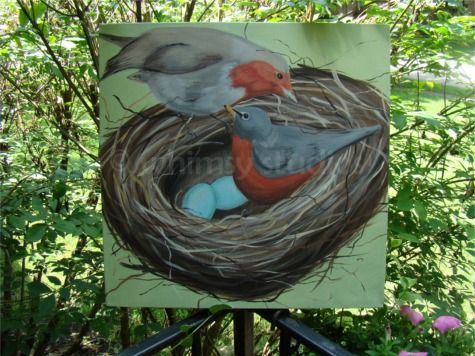 Nest canvas for beth