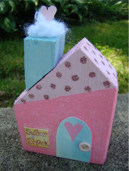 Cupcake sugar shack