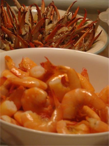 Gs shrimpcrablegs