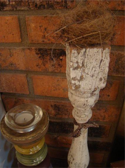 Nest fireplace