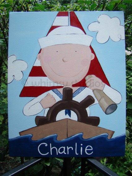 Charlie sailor