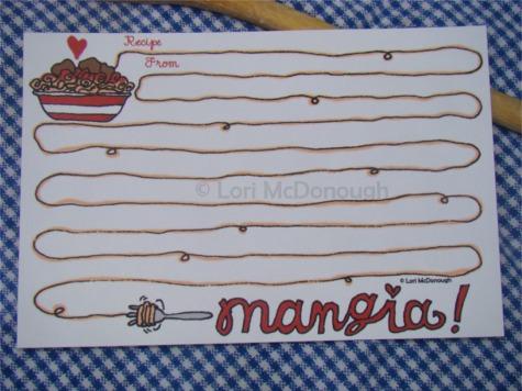 Recipe mangia