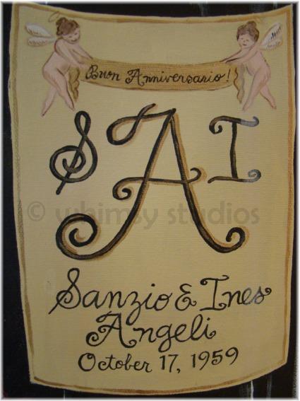 Amore label
