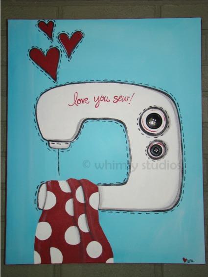 Love you sew