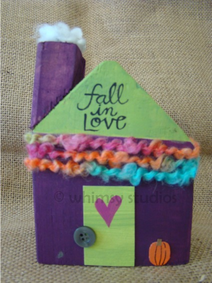 Fall in love house