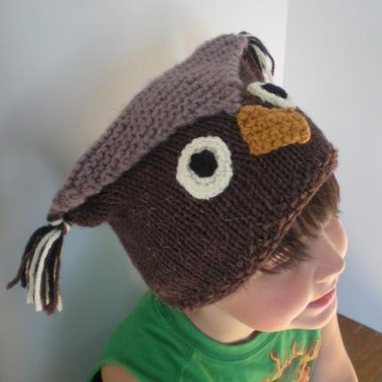 Halloween owl hat