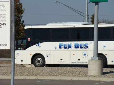 Ikea 09 fun bus