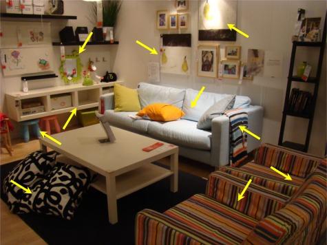 Ikea 09 love that room