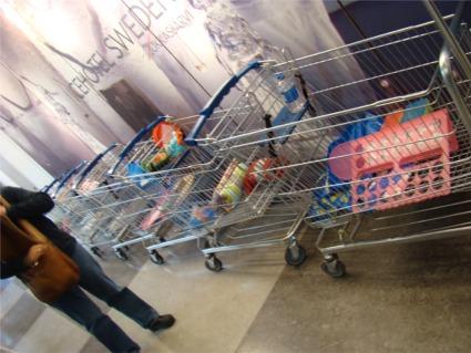 Ikea 09 carts