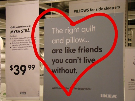 IKEA friends