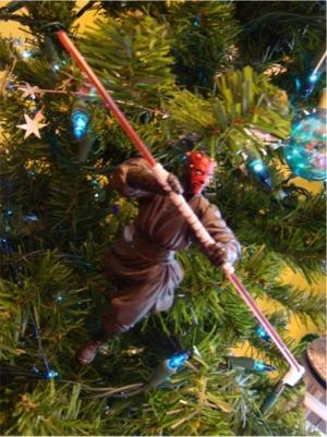 Star wars tree darthmol