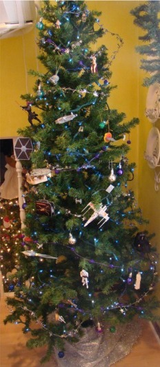 Star wars tree