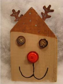 Christmas vlg rudlph