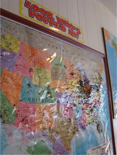 Popcorn map