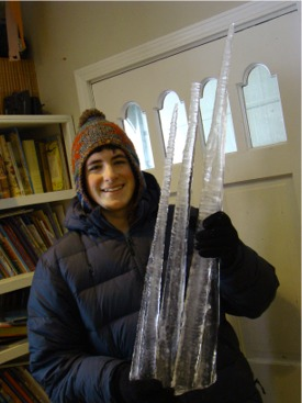 R with icicle