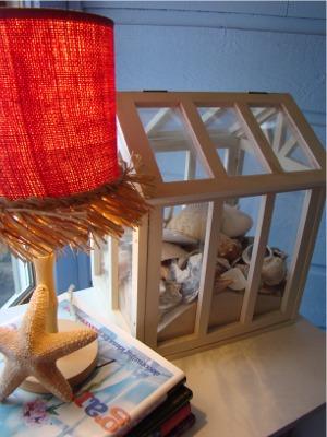 Sun porch table