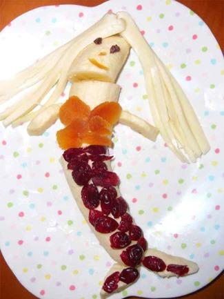 Kids mermaid_snack1