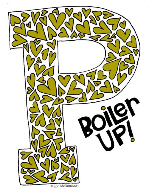 Boiler up