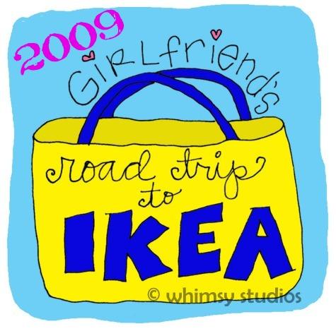 IKEA girlfriend trip