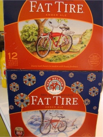 Open studio fat tire