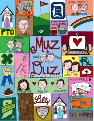 Muz and Duz