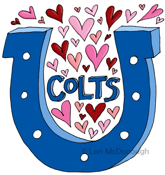 Love my colts