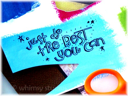 Best you can