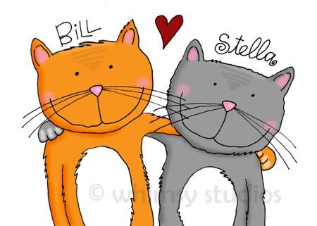 Bill and stella