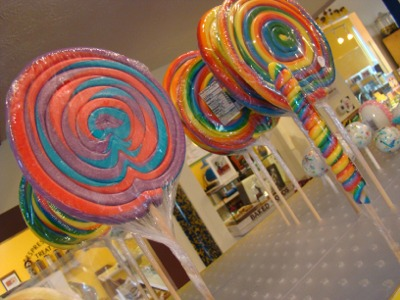 Sweet lollies