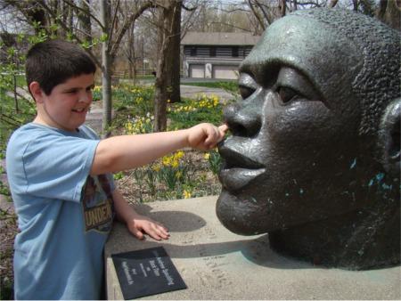G nose picking
