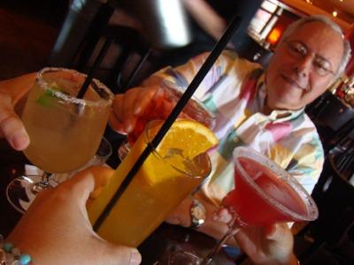 Dad cocktails