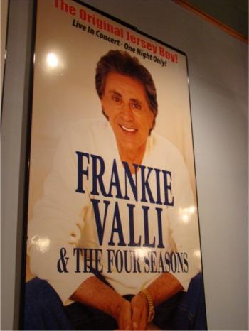 Dad frankie valli