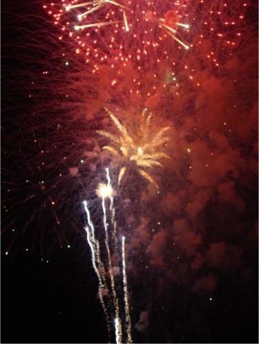 July 4th fireworks c