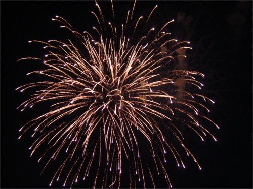 July 4th fireworks b