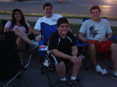 July 4th family