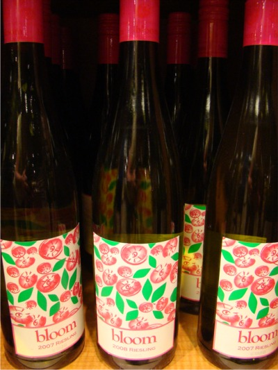 Wine bloom
